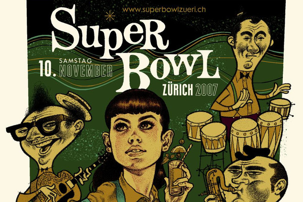 SUPERBOWL ZÜRI 2007