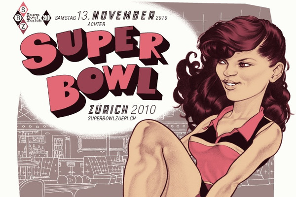SUPERBOWL ZÜRI 2010